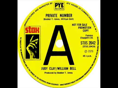 Judy Clay & William Bell - Private Number (Dj ''S'' Bootleg Instrumental Re-Mix)