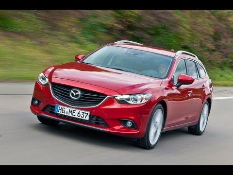 Mazda 6 Fahrbericht — Ein Kombi fürs Auge