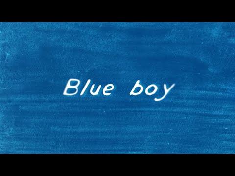Julien Paccard – Blue Boy