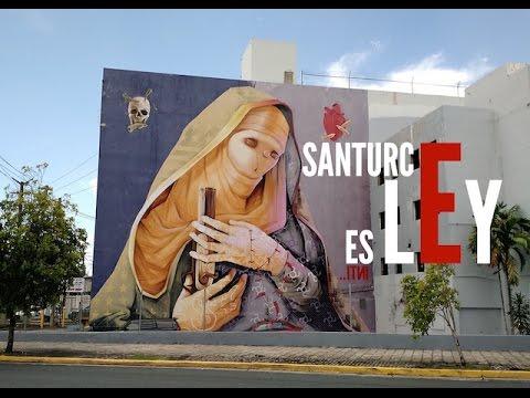 SANTURCE ES LEY: Urban ART from Puerto Rico