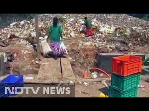 Garbage in the open: Mounting problem in Kerala's capital