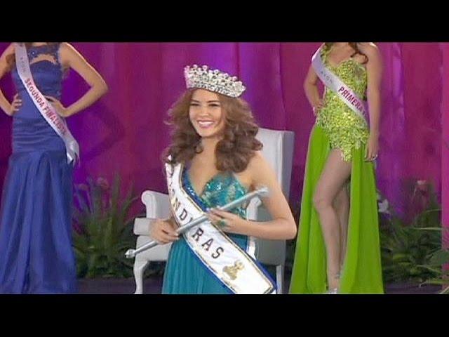 Meurtre de Miss Honduras : la douleur de tout un pays