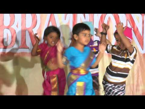 Mi Hai Koli - Hd English Medium School Gathering Dance - 2013-14 video