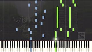 Dyathon Love Story Piano Tutorial Synthesia