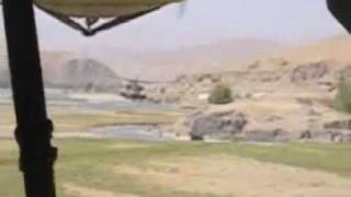 German CH 35 GS Low Level In Afghanistan