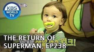 The Return of Superman | 슈퍼맨이 돌아왔다 - Ep.238: Summer Be Good to Me[ENG/IND/2018.08.19]