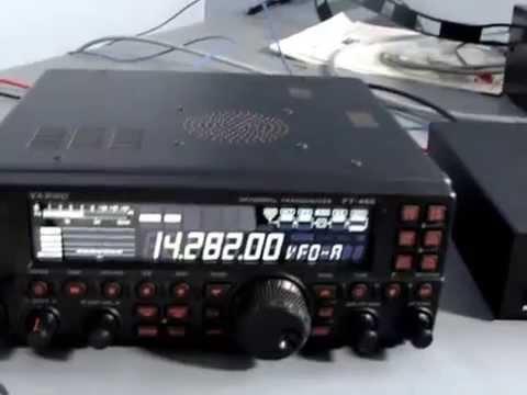 Yaesu Ft 450 Review  KC2UOO