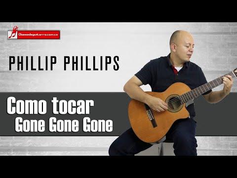 Como Tocar Gone Gone Gone En Guitarra