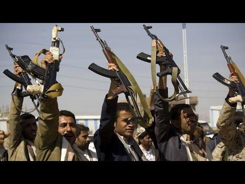 Yemen Collapsing in Civil War?