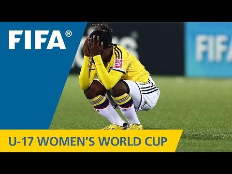 Colombian hearts broken by Nigerians