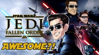 Why Is Star Wars Jedi: Fallen Order SO AWESOME?!