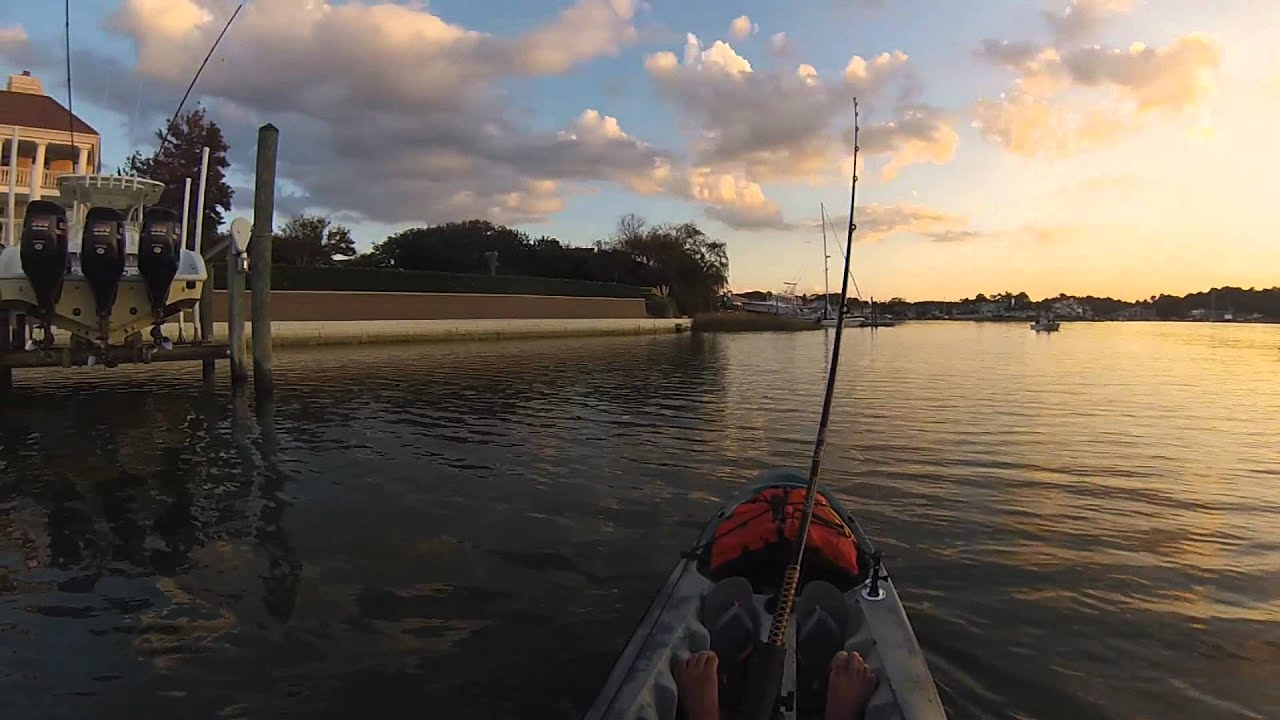 Gorgeous day fishing virginia beach youtube for Virginia out of state fishing license