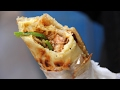 Unbelievably Tasty Kati Roll from Kusum Rolls