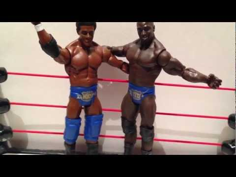 WWE ACTION INSIDER: PrimeTime Players BattlePacks wrestling figures review