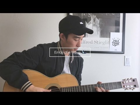 Emoji of a Wave 🌊 - John Mayer - Shawn Skim Cover