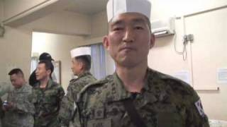 Korean Style New Year in Afghanistan