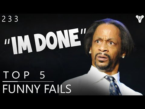 Destiny: Funny Top 5 Fails Of The Week / Episode 233