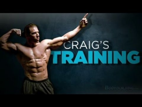 Craig capursos fitness 360  bodybuilding 