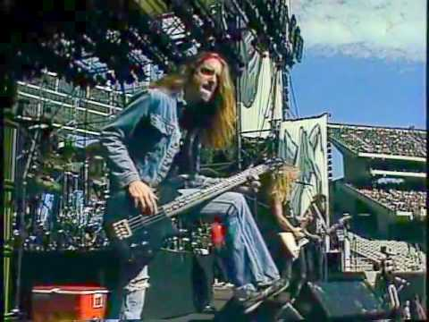 Metallica - Creeping Death (Day On The Green 1985)