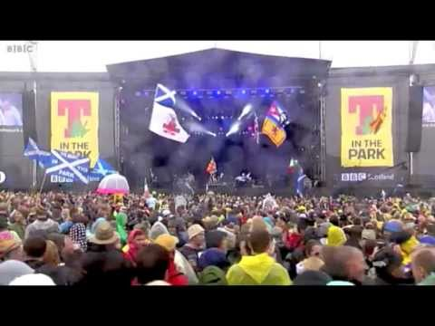 The Proclaimers - I'm Gonna Be (500 miles) - T in the Park 2010 Music Videos