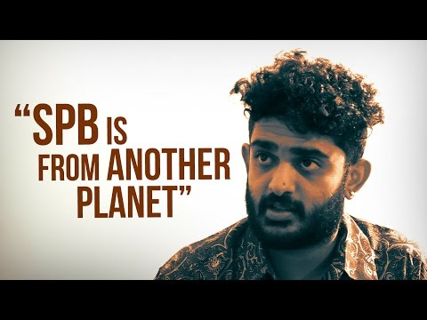 """Download Lagu  """"SPB is from another planet"""" - Fully Frank with Sid Sriram 