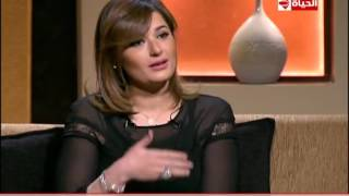 بوضوح - زوجة النجم احمد زاهر توضح تفاصيل زواجها وارتباطها العاطفي به وهى فى الثانوية العامة