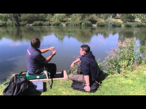 Part 10 Angling Basics with Shakespeare: Starting Coarse Fishing - Plumbing Up