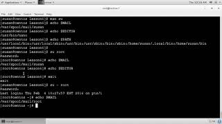 6 3 Escalate privilege with su and sudo   Linux Command Line