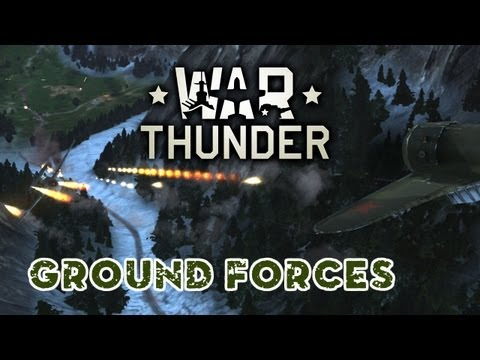 War Thunder - I-16 type 28 - Ground Forces Trailer