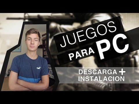 Descargar e Instalar Juegos para PC Gratis 2016-2017