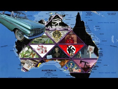 WHAT THE FUQ? Australia's Corporatocracy with Filmmakers Scott Bartle & Deborah Pietsch