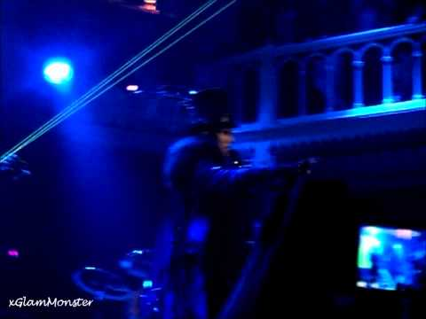 Adam Lambert-FYE/Down The Rabbit Hole (Amsterdam, Paradiso)