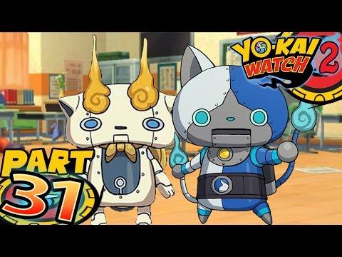 Yo-Kai Watch 2 Bony Spirits and Fleshy Souls - Part 31 - Robo Invasion