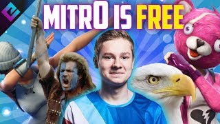 Free Mitr0 Worked - Released from Atlantis After Fortnite Champion Series