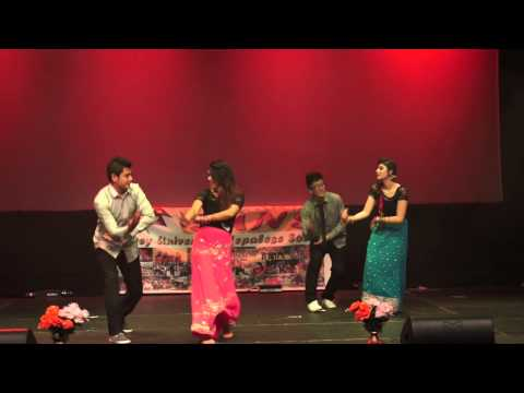inter Uni Nepalese Dance Competition UK ( University OF Medway Nepalese Society) UMNS