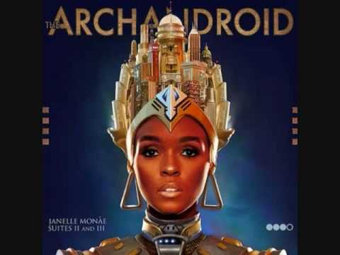 Janelle Monae - Sir Greendown