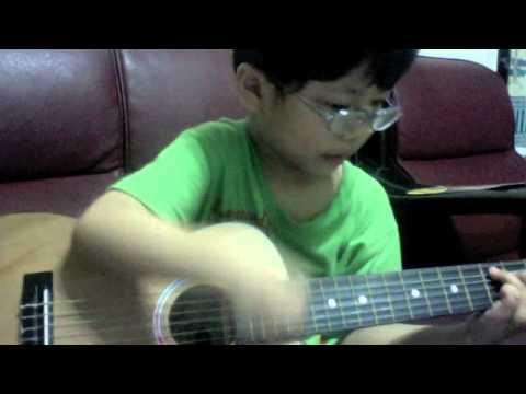 Eric的吉他入門第五課-2 小星星