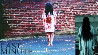 THE RING INSPIRED HALLOWEEN TUTORIAL !!LAST MINUTE!! | Erika