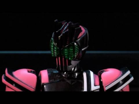 Vangelus Review 91 - SHFiguarts Kamen Ride