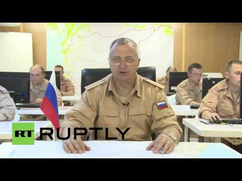 Syria: Russia and US agree to 'regime of silence' in areas of Latakia, Damascus & Aleppo