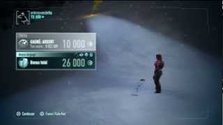 Black Hunter : SUPERBE RUN SUR SSX   map bulldog !