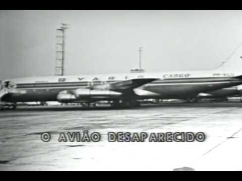 Avião Cargueiro da Varig desaparece no Oceano Pacífico (1979)