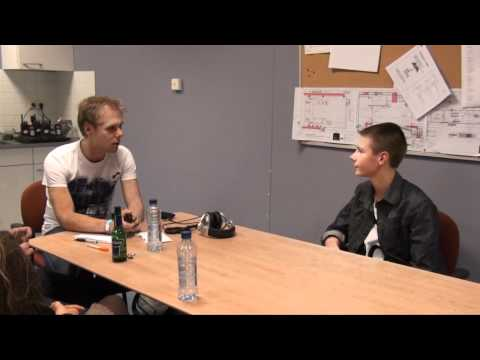 Erik Arbores Meets Armin Van Buuren Backstage  Ade 2011 [dutch Only] video
