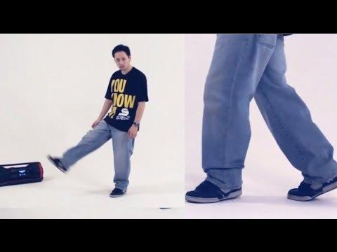 Курс танцев для начинающих: урок хип-хопа (hip hop tutorial)