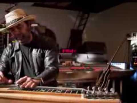 Daniel Lanois - Where The Hawkwind Kills