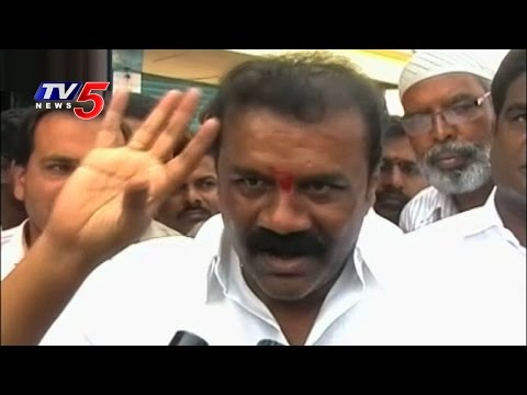 Talasani's Sarcastic Comments on Chandrababu & His Tours : TV5 News