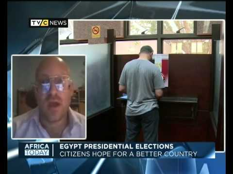 Africa Today on Egypt Election 2014