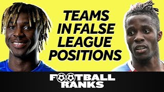 Ranking Teams Over and Underachieving This Season | B/R Football Ranks