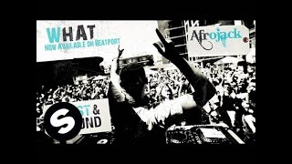 Afrojack - What (Original Mix)