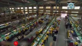 Bên trong nhà máy Công Nghiệp lớn nhất Thế Giới   Khám phá thế giới